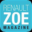 RENAULT ZOE MAG BEL. Tab