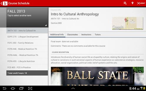 bConnected @ Ball State - screenshot thumbnail