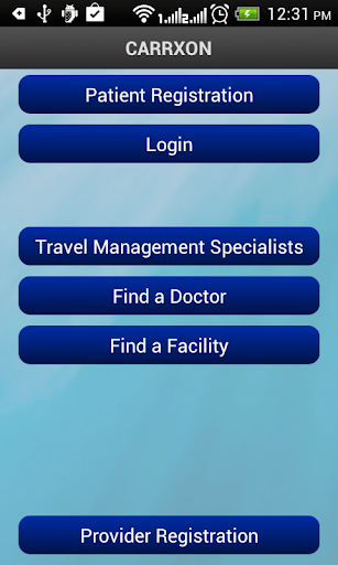 Carrxon-Travel Mgmt Specialist