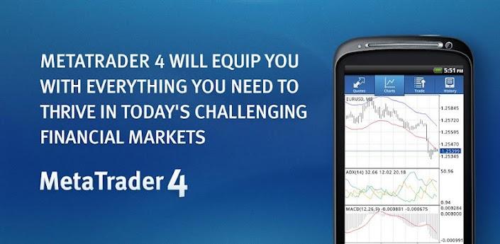 Скачать MetaTrader 4 - торговый терминал Forex для Android