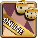 Backgammon Online Tournament ! icon