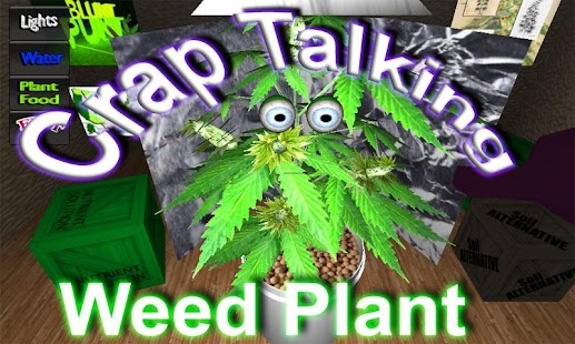 Grow Your Talking Weed Plant - screenshot thumbnail