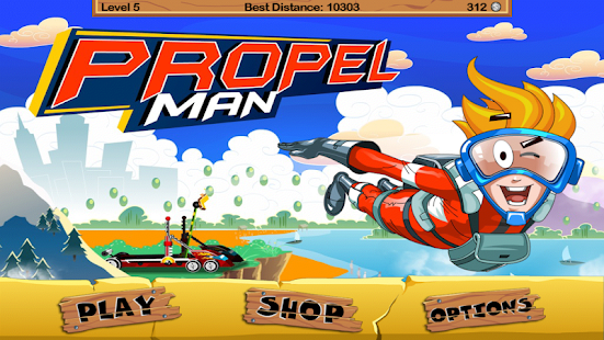 Propel Man - screenshot thumbnail