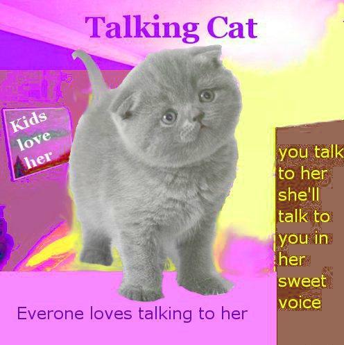 【免費娛樂App】會說話的貓-APP點子