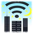 发现您附近的免费Wi-Fi icon