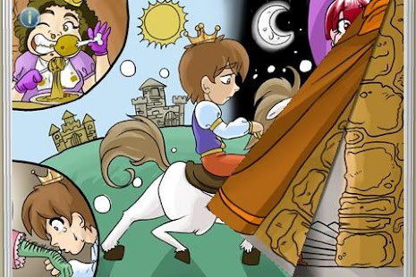 Princess and Pea StoryChimes - screenshot thumbnail