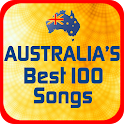 Australia's Best 100 Songs logo