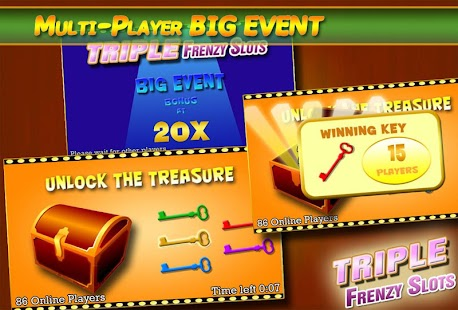 FreeSlots - Triple Wheel Bonus- screenshot thumbnail