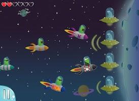 Screenshot of ALIEN KAMIKAZE Tap Tap Defense
