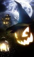 Screenshot of Halloween Jack Live Wallpaper