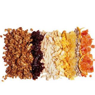 Basic Healthy Granola.