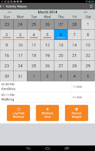 NexTrack: Making Exercise Fun- screenshot thumbnail