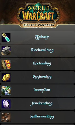 WoW Guide: Professions
