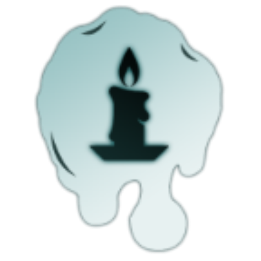 水样蜡烛--C Launcher主题 LOGO-APP點子