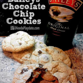 Planning a Boozy Cookie Exchange plus Baileys Chocolate Chip Cookie.