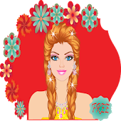 Barbie Party Dress Up Game
