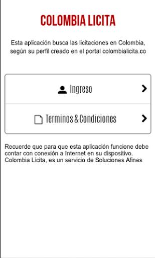 Colombia Licita