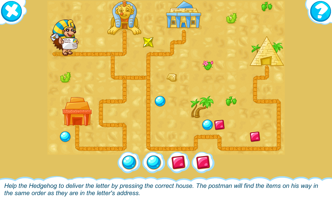 IQ Games and Puzzles App for Kids- screenshot