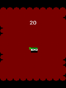 Bouncy Ninja+- screenshot thumbnail