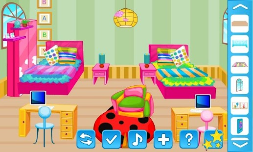 Interior Designer - Twins Room - screenshot thumbnail