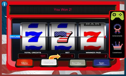 Star Spangled Slot Machine