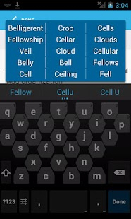 Cellular big button Keyboard- screenshot thumbnail