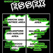 GHOST MAP - HAUNTED ESSEX