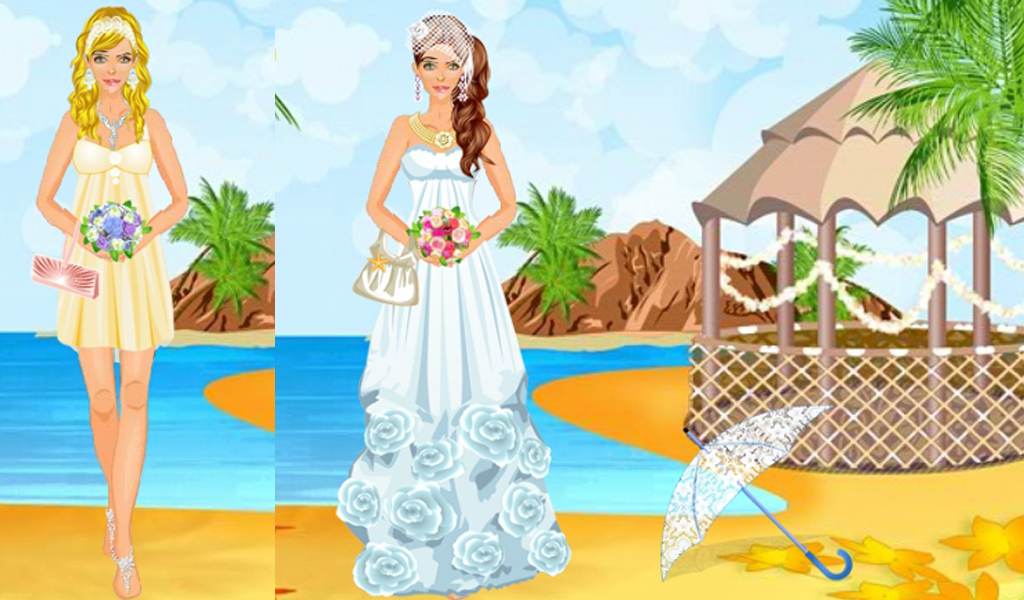 My Wedding Day Dress Up - screenshot