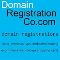 Domain Name Registrations icon