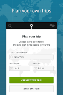 TripTogether: find TravelMate - screenshot thumbnail