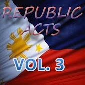 Philippine Laws - Vol. 3