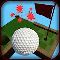 Crazy Golf Course Pro icon