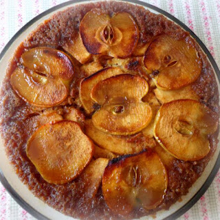 Apple Upside Down Cake.