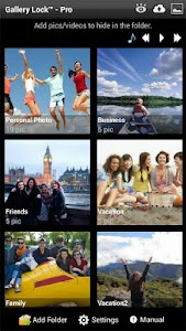 Gallery Lock Pro(Hide picture) v4.8