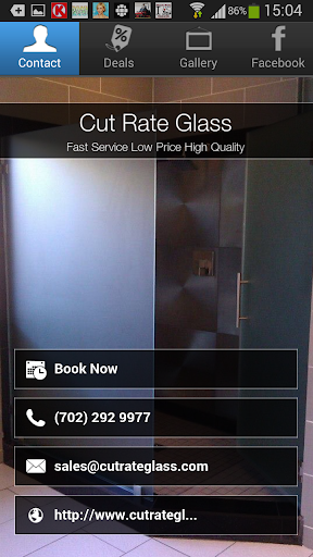 Cut Rate Glass