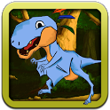 Dino Rush: Tap, Run & Jump icon