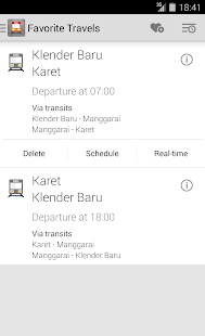 Info KRL - screenshot thumbnail
