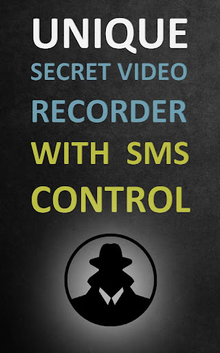 SMS Rec Hi-Q Hidden Camera