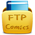 FTP Comics Viewer icon