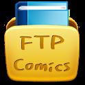 FTP Comics Viewer icon
