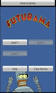 Futurama guess who? - screenshot thumbnail