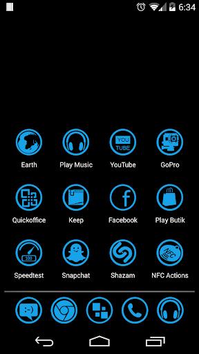 Droid Phone 7 Theme