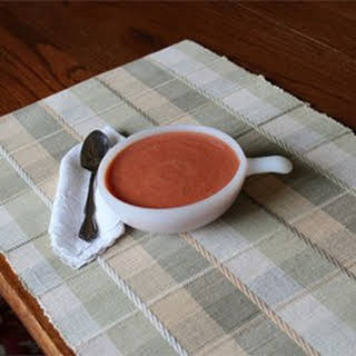 Low-Fat Cream of Tomato Soup.