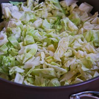 Deconstructed Stuffed Cabbage Casserole