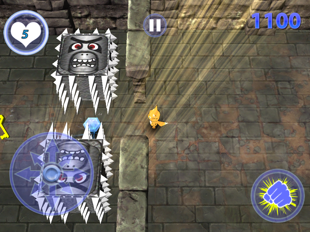 Fox Tales: The Skeleton King - screenshot
