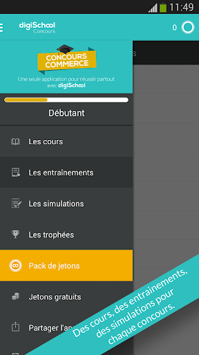 Concours commerce 2014