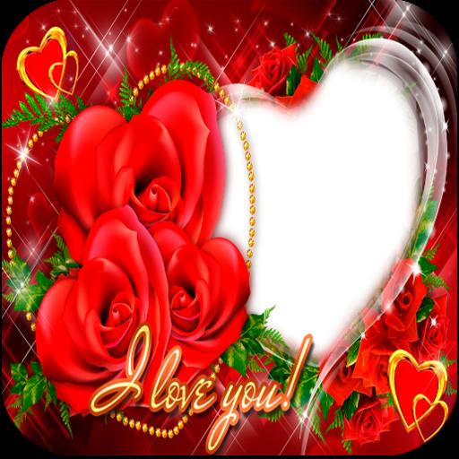download love valentine photo frames apk apknamecom - Valentines Picture Frames