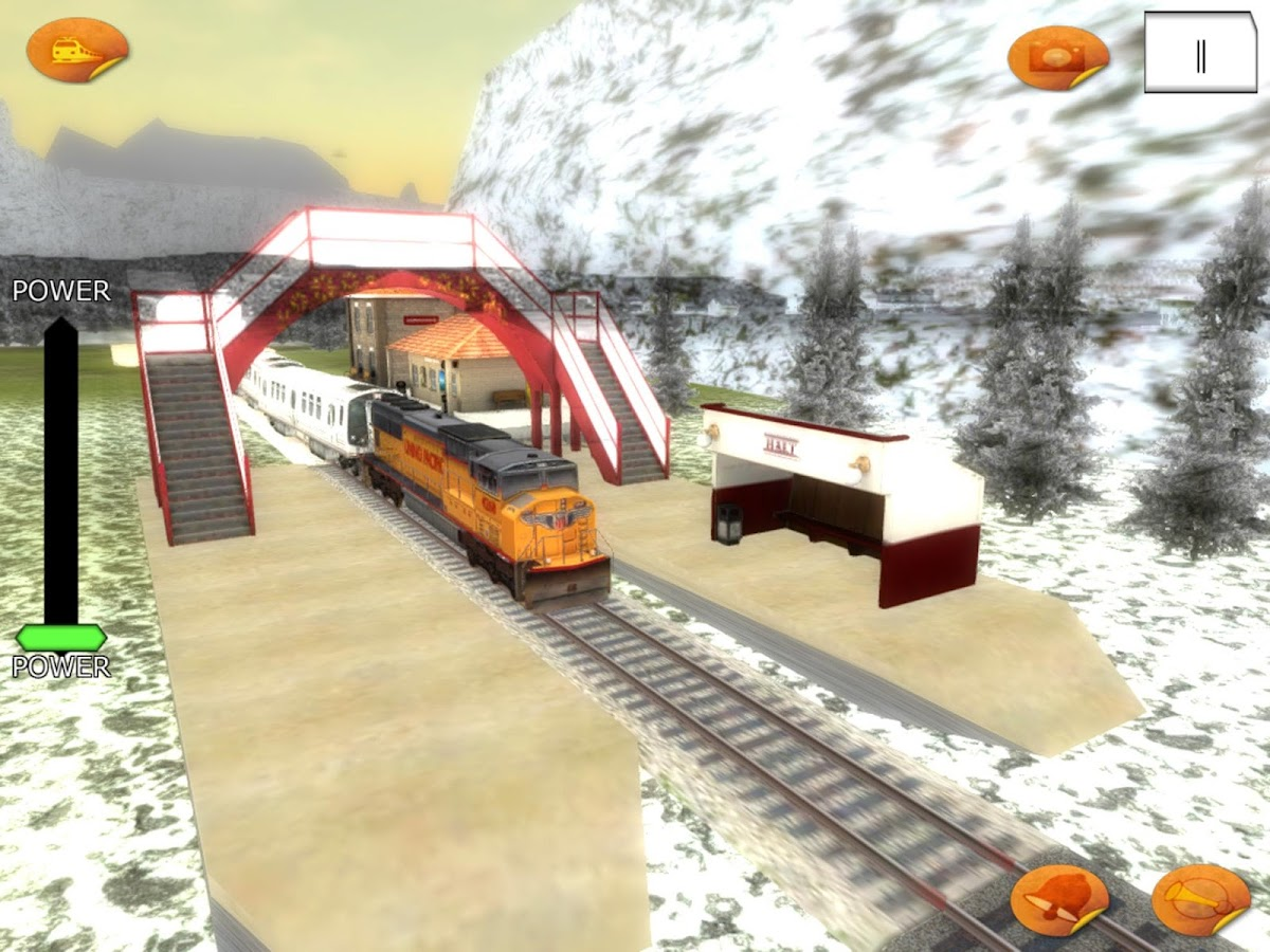 Train Driver - Train Simulator Game- screenshot