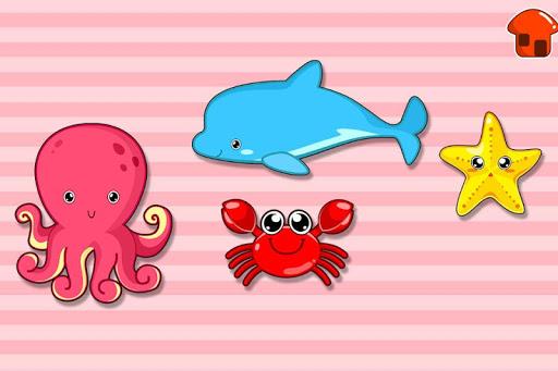 BABY Sea Animals