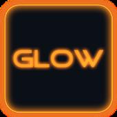 ADW Theme Glow Legacy Evil Pro